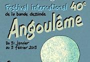 Lien permanent vers Le 40ème Festival d'Angoulême, ça commence aujourd'hui !