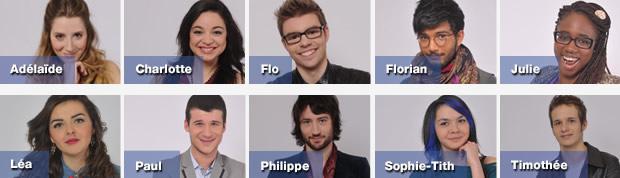 candidatsnouvellestar Nouvelle Star 2013 : les primes commencent dès ce soir !