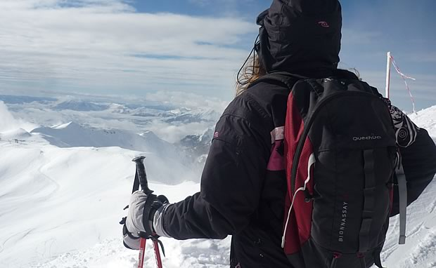 caroleski Le ski alpin   Les madmoiZelles & leur sport