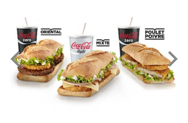 Menu Casse Croute de Mc Donald's : le test