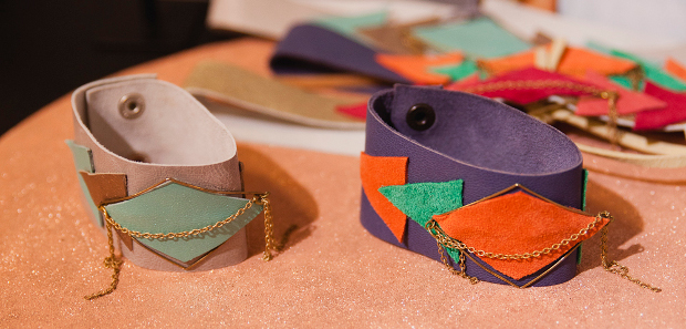 color block bracelets add LAtelier des Dames : interview des créatrices Caroline et Quitterie