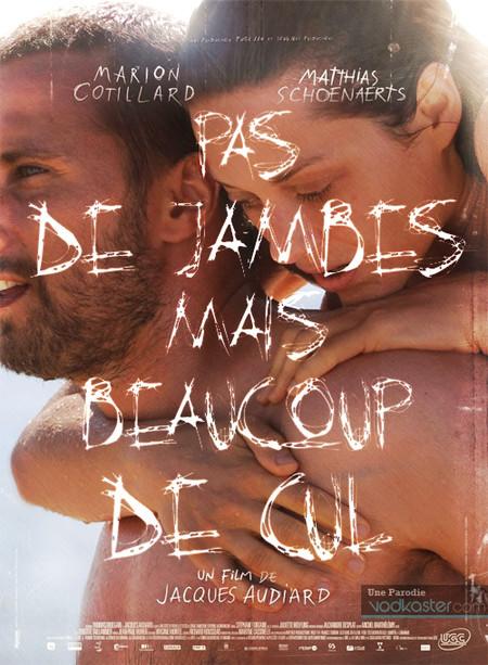 derouilleetdos Des affiches de film nommés aux César détournées