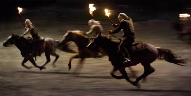 django unchained cheval sac Django Unchained, le western spaghetti façon Tarantino (0% spoilers !)
