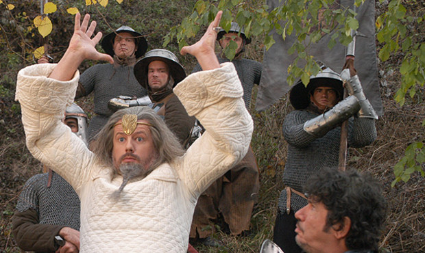 druide kaamelott Les trois plaies vestimentaires de lhiver
