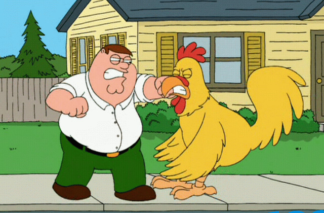 Les meilleurs running gags de Family Guy