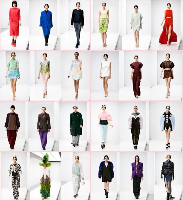 finalistes H&M Design Award 2013 : le lauréat bientôt révélé