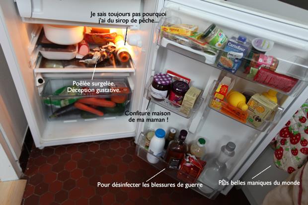 frigomymy Dans le frigo de... Myriam H. !