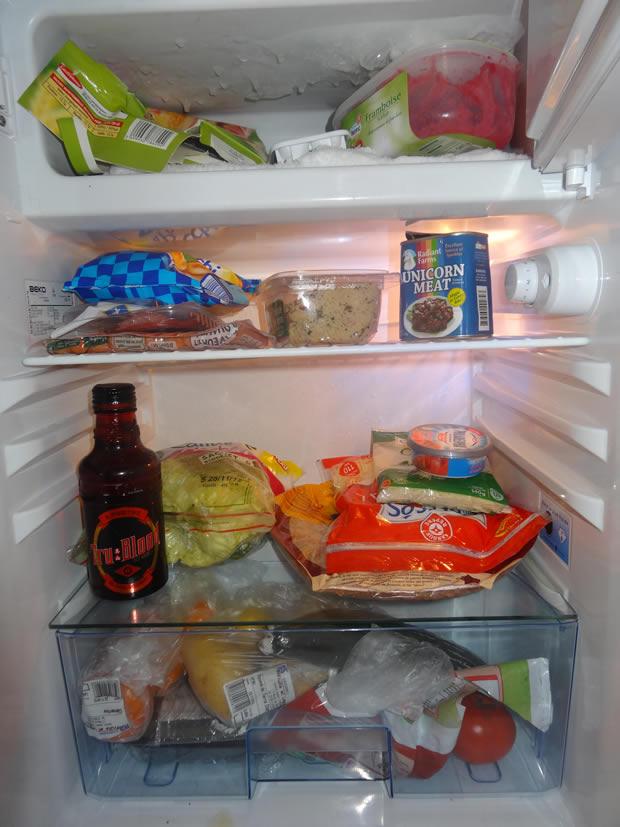 frigosweetypepper Dans le frigo de... Sweetypepper