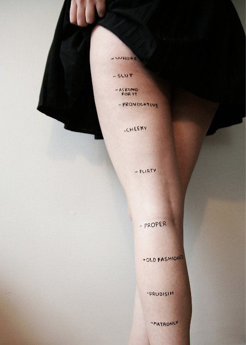 Une photo de « jupe » lance une discussion sur le slutshaming jupe longueur