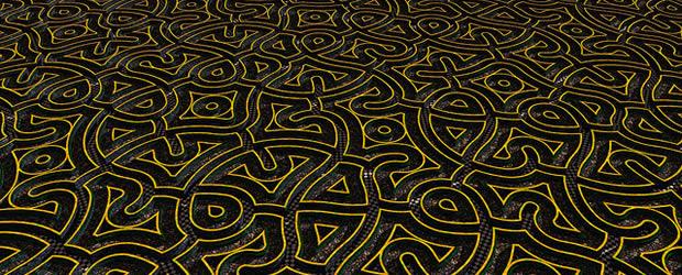 labyrinthe2 La prise de repères   La petite vie (pro) dAlmira