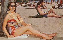 Le look hawaïen : origine d'une tendance printemps-été 2013