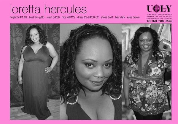 loretta Ugly Models : lagence de mannequins pour gens «moches »