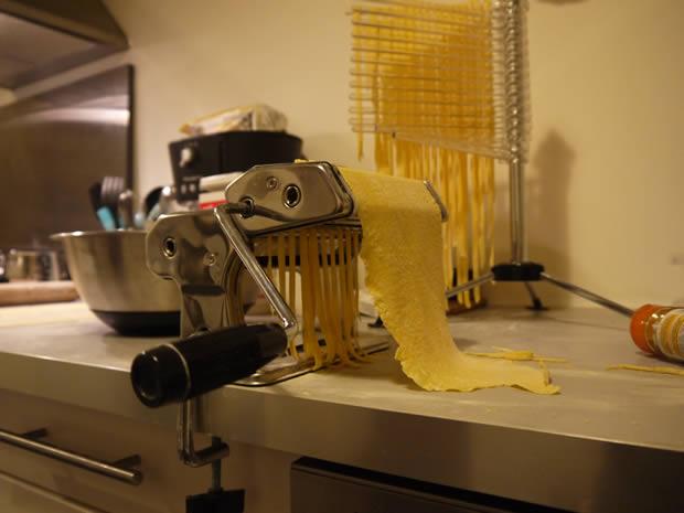 Pâtes faites maison : conseils & idées ! machine