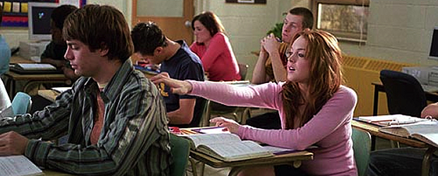 meangirls Chronique dun partiel ordinaire