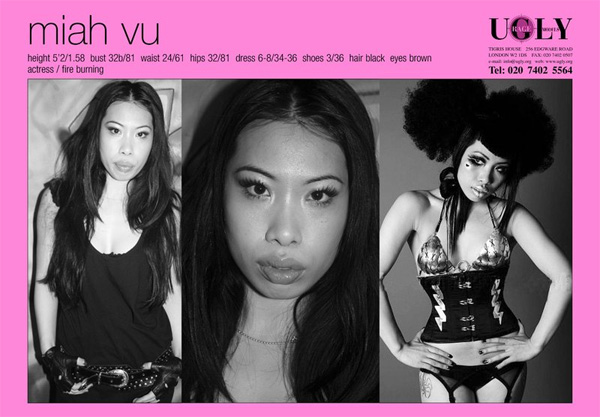 miah Ugly Models : lagence de mannequins pour gens «moches »