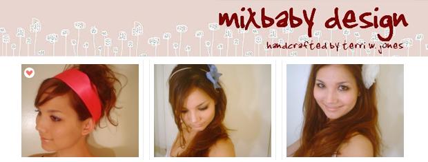 Sélection de boutiques Etsy #10   Place aux bandeaux ! mixbaby