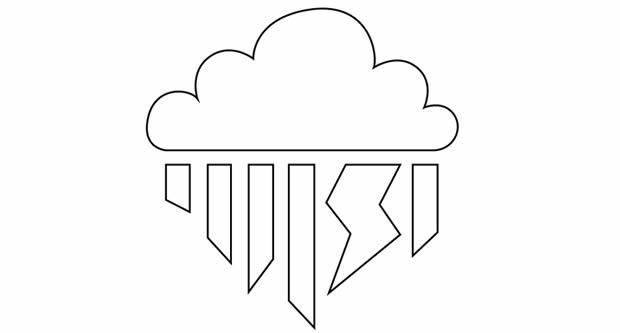 modele Tuto   Un pendentif météo en Fimo