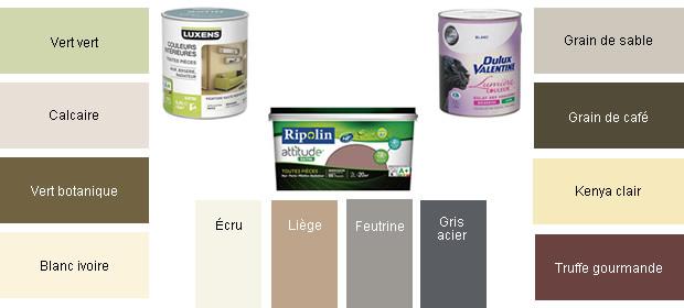 leroy merlin peinture luxens nuancier affordable peinture effet sable pr cieux luxens blanc lin. Black Bedroom Furniture Sets. Home Design Ideas