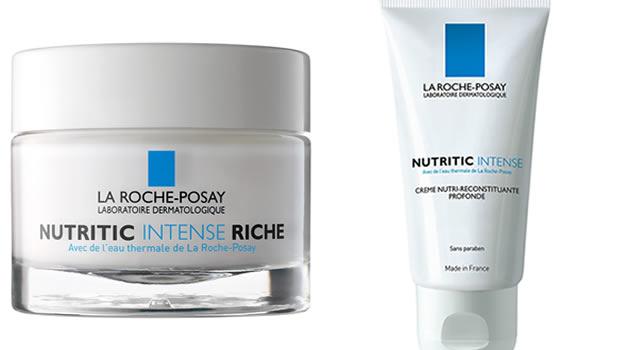 Nutritic Intense, la nouvelle gamme La Roche Posay pour peaux très sèches nutritic
