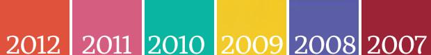pantonemoi Sélection déco   Vert émeraude, couleur de lannée 2013 par Pantone