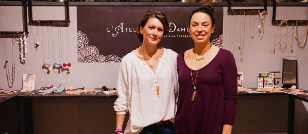 rencontre creatrices atelier des dames LAtelier des Dames : interview des créatrices Caroline et Quitterie