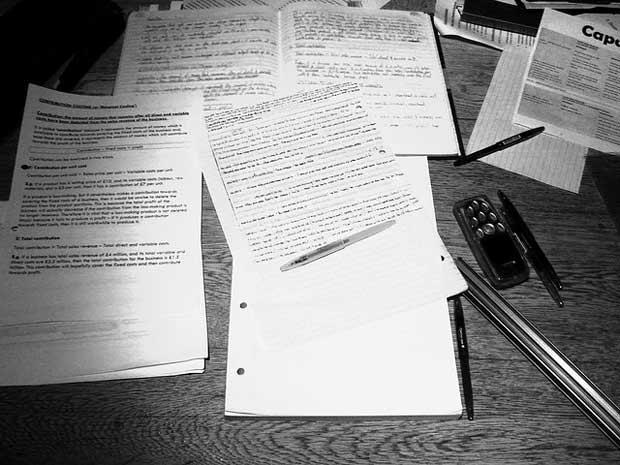 Comment survivre à une semaine dexamens revisions