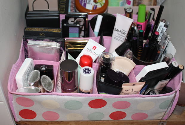 rg1 Comment organiser ses produits de beauté ?
