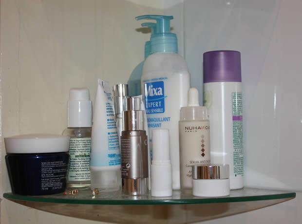 Comment organiser ses produits de beauté ? rg4