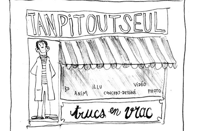 Tanpitoutseul (Finaliste Révélation Blog BD)
