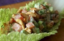 Tartare de saumon, la recette de Piment Oiseau