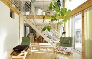 Lien permanent vers Tendance déco 2013 : nature, végétal et zen !
