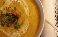 Velouté au butternut et aux cèpes – La recette de Vegan Valkyrie