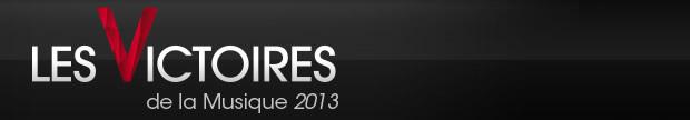 victoires2013 10x2 places à gagner pour assister aux Victoires de la Musique 2013
