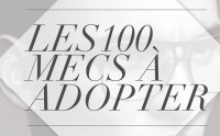 100 Mecs à Adopter – Le classement 2013