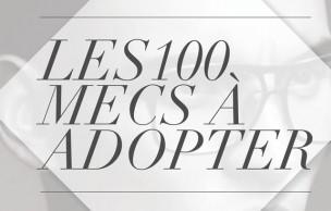 Lien permanent vers 100 Mecs à Adopter – Le classement 2013