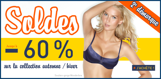 Soldes Hiver 2013 : nos bons plans ! Soldes Body and Co