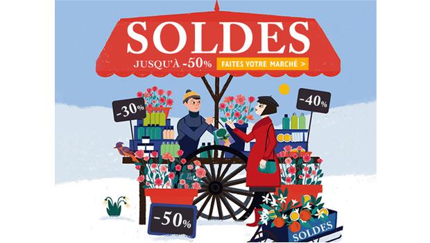 Soldes Hiver 2013 : nos bons plans ! Soldes L Occitane