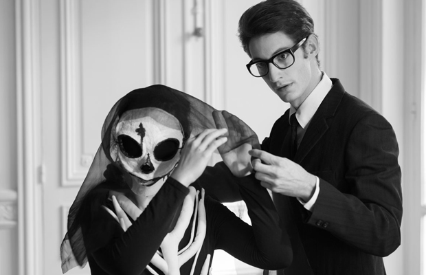 YSL41 Yves Saint Laurent avec Pierre Niney