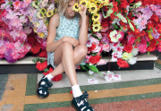 Agyness Deyn crée sa collection capsule pour Dr. Martens