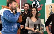 Les Tutos (Grand Journal) : les coulisses du tournage !
