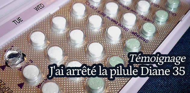 J'ai arrêté la pilule Diane 35, bientôt retirée de la vente – Témoignage