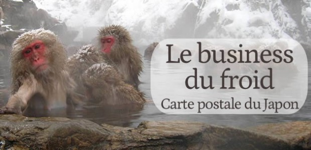 Le business du froid – Carte postale du Japon