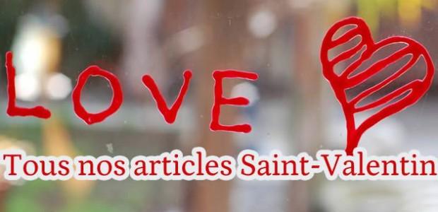 Tous nos articles Saint-Valentin