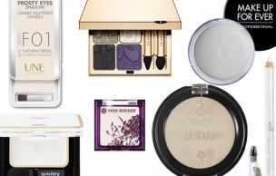 Lien permanent vers Comment porter le blanc métallisé en maquillage