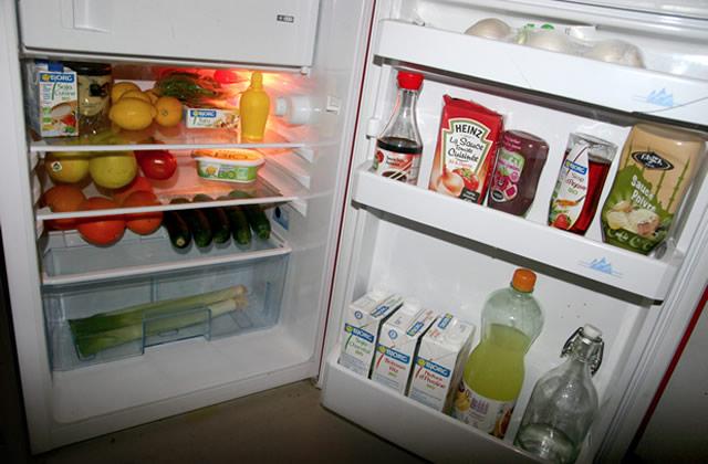 Dans le frigo de… Mathy !