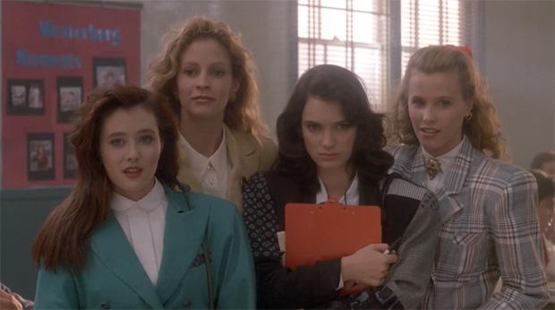 heathers teen movie