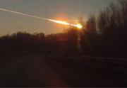 Lien permanent vers Russie : les images de la pluie de météorites
