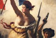 Lien permanent vers La Liberté guidant le peuple vandalisée au Louvre-Lens
