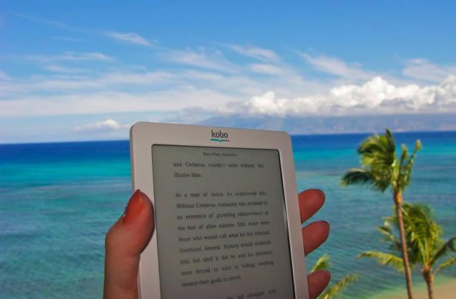 Liseuse électronique mon amour – Chronique de l'Intranquillité