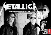 Metallica pour Vans, la collection capsule